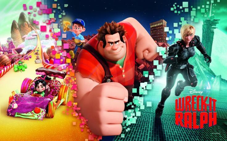 "Disney presents ""Wreck-it Ralph"""