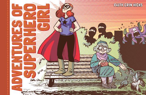superhero girl 1