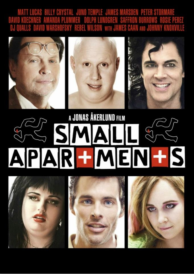 SMALL-APARTMENTS-Poster