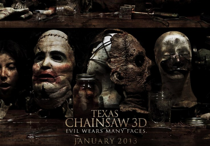 Lionsgate presents Texas Chainsaw 3D