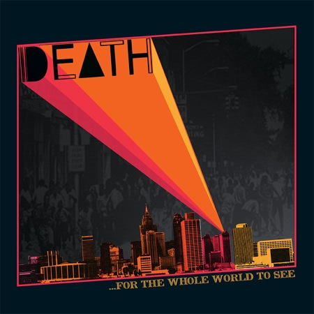 A Band Called Death Logo out as an R ampB band