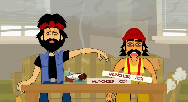 Cheech and chongs