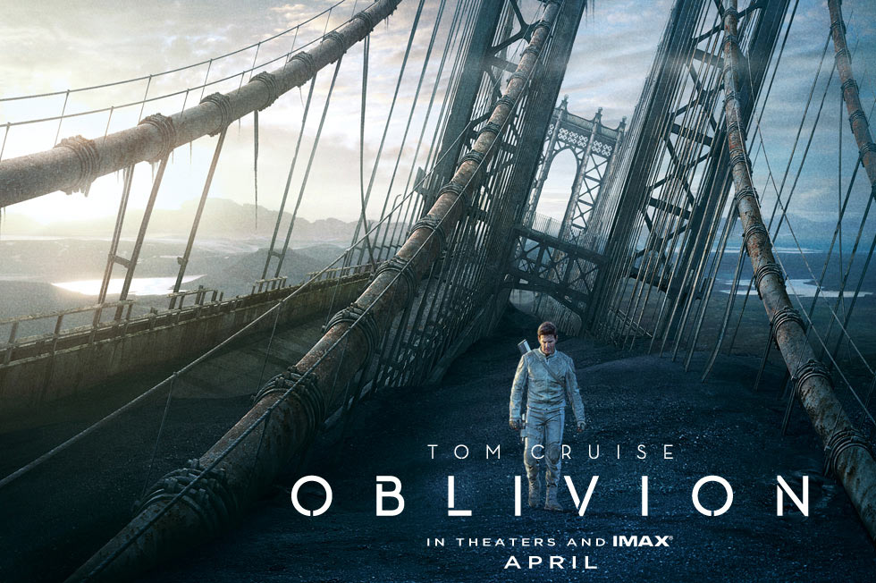 The Moon Destroyed Oblivion Movie Wallpaper