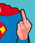 super man middle